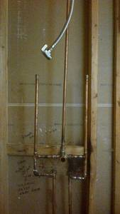 Bathroom reno   plumbing issues (5)