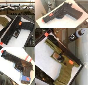 Pistols   all