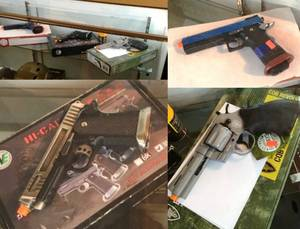 Pistols   all 2