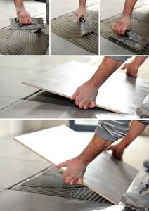 Howto tile