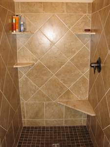 Modern bathroom tile ideas