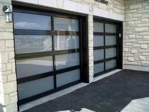Aluminum garage door 32951