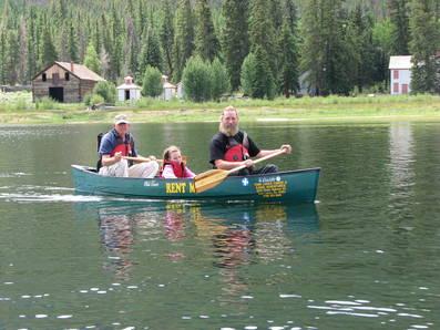 Twinlakescanoe kayakadventure 9