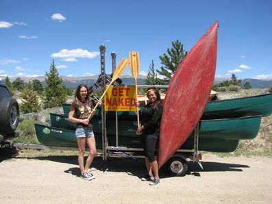 Twinlakescanoe kayakadventure 11