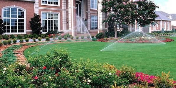 Taylor irrigation service sprinkler system