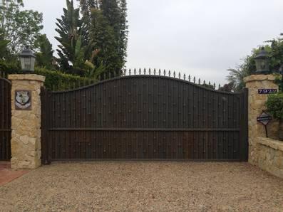 Gate lajolla