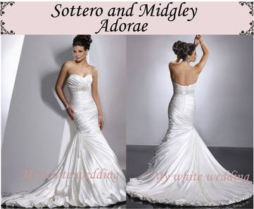 My white wedding sotter   midgley  adorae