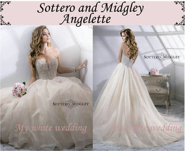 My white wedding sotter   midgley  angelette