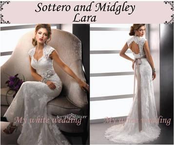 My white wedding sotter   midgley  lara