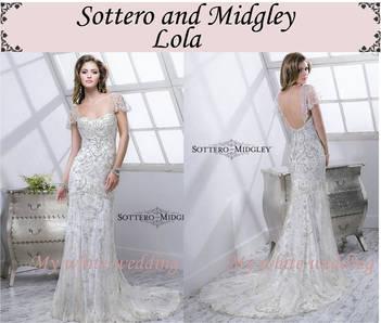 My white wedding sotter   midgley  lola