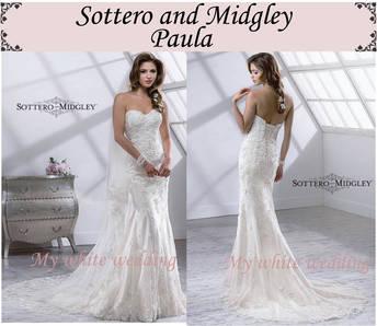 My white wedding sotter   midgley  paula