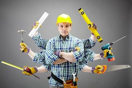 General contractor or home improvement2