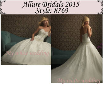 Allure 2015 dresses 8769