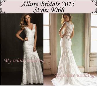 Allure 2015 dresses 9068