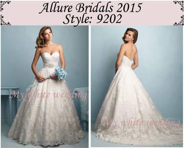 Allure 2015 dresses 9202