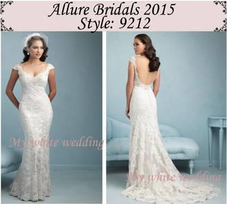 Allure 2015 dresses 9212