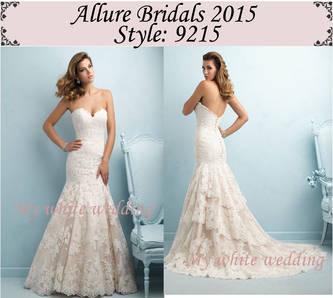 Allure 2015 dresses 9215