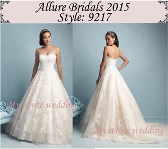 Allure 2015 dresses 9217