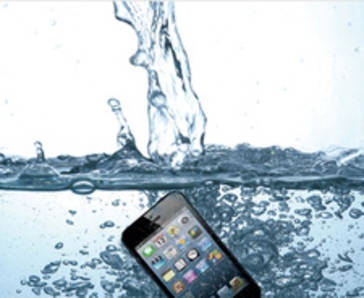 Iphone repair water damage