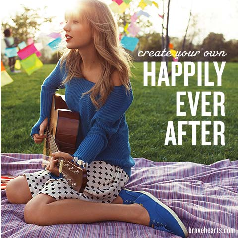 Create  your own happily ever after