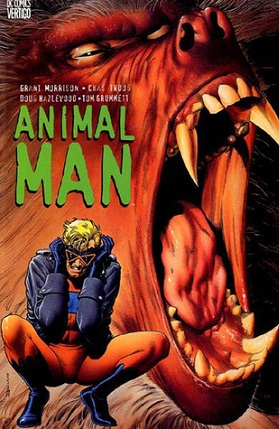 Cover Animal mal book 1 by Grant Morrison