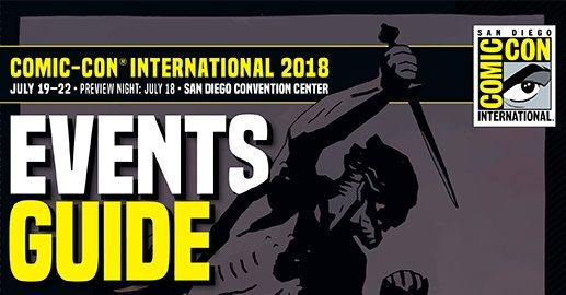 San Diego Comic-con Guide SDCC 18