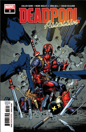 Deadpool Assassin No 3