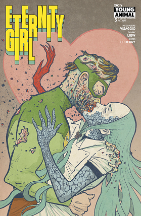Eternity Girl No 5 cover