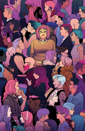 Runaways No 11 cover