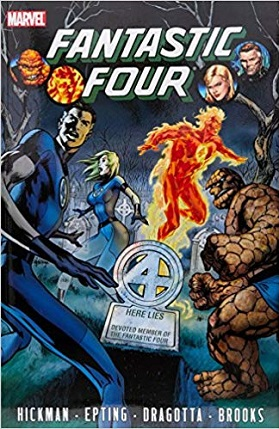 Fantastic Four By Hickman vol 4   cover