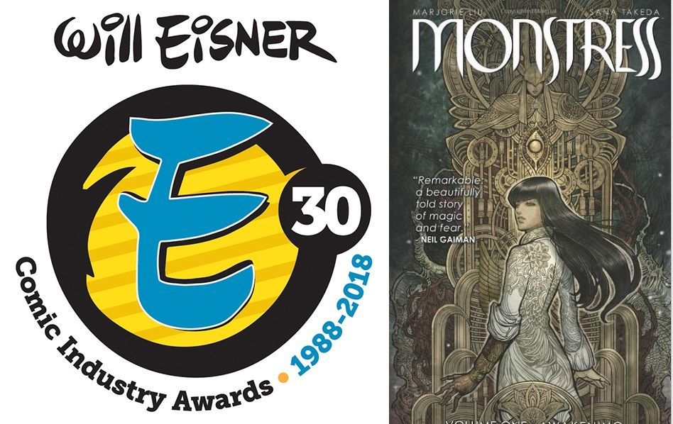 will eisner award winners 2018