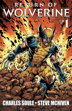 return of wolverine no 1 cover