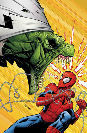 The Amazing Spider-Man No 2 cover