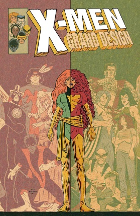 X-Men Grand Design Second Genesis No 1 cover