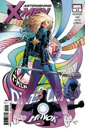 Astonishing X-Men no 14 cover
