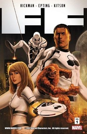 FF vol 1 TPB cover