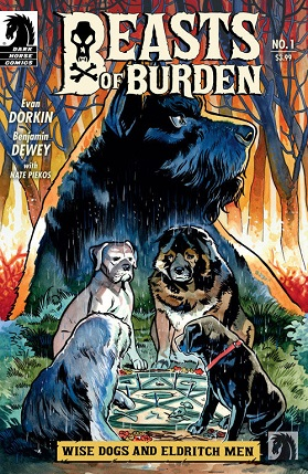Beasts of Burden 1 cover