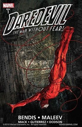 Daredevil By Bendis and Maleev - Ultimate Collection V1