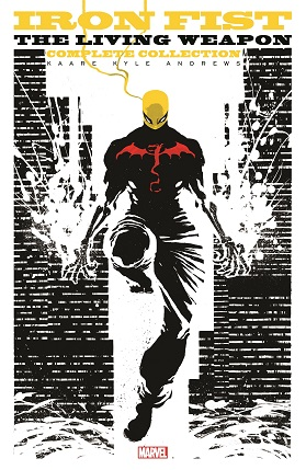 Iron Fist The Living Weapon Complete Collection