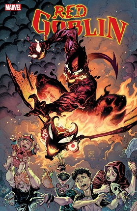 Red Goblin Red Death #1 cover
