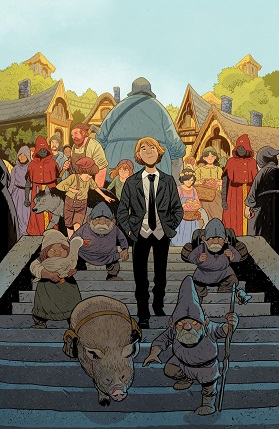 Folklords #1 cover