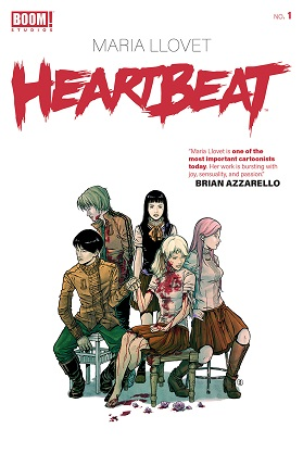 Heartbeat #1 cover