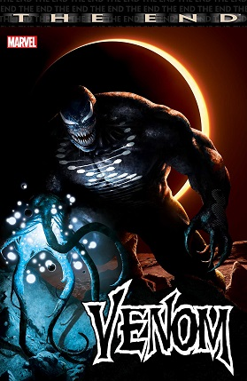 Venom: The end #1 cover