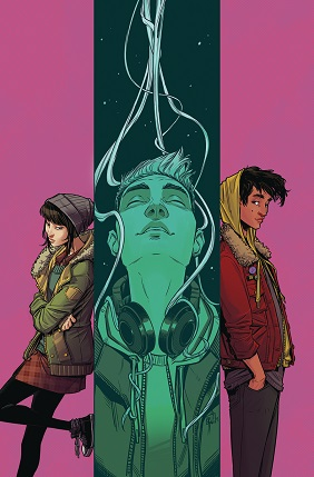 Alienated #1 cover