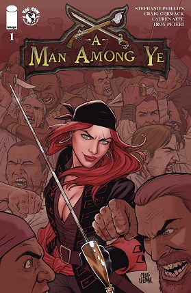 A man among ye #1 cover