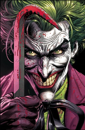 Batman Three Jokers #1 cover