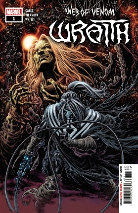 Web of Venom Wraith #1 cover
