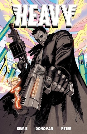 Heavy #1 cover