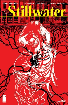 Stillwater #1 cover