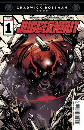 Juggernaut #1 cover